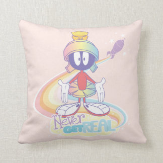 MARVIN THE MARTIAN™ Never Get Real Cushion