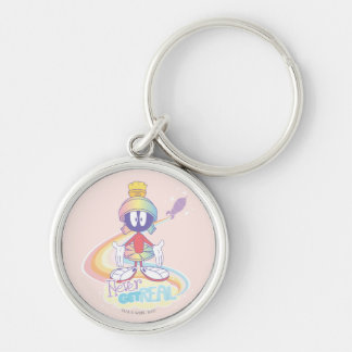 MARVIN THE MARTIAN™ Never Get Real Key Ring