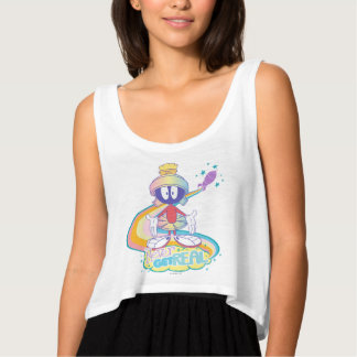 MARVIN THE MARTIAN™ Never Get Real Tank Top