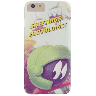 MARVIN THE MARTIAN™ On Vacation Barely There iPhone 6 Plus Case