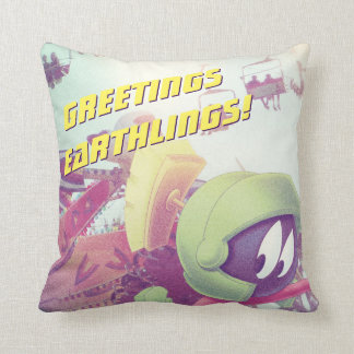 MARVIN THE MARTIAN™ On Vacation Cushion