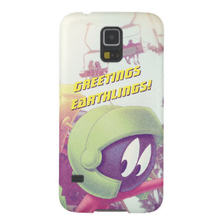 MARVIN THE MARTIAN™ On Vacation Galaxy S5 Cases