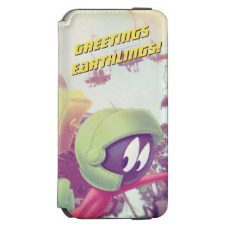 MARVIN THE MARTIAN™ On Vacation Incipio Watson™ iPhone 6 Wallet Case