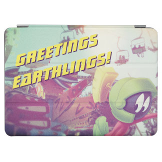 MARVIN THE MARTIAN™ On Vacation iPad Air Cover