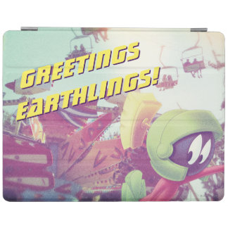 MARVIN THE MARTIAN™ On Vacation iPad Cover