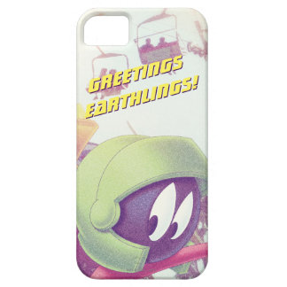 MARVIN THE MARTIAN™ On Vacation iPhone 5 Covers
