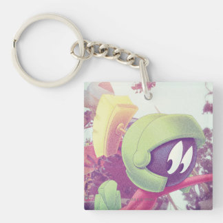 MARVIN THE MARTIAN™ On Vacation Key Ring