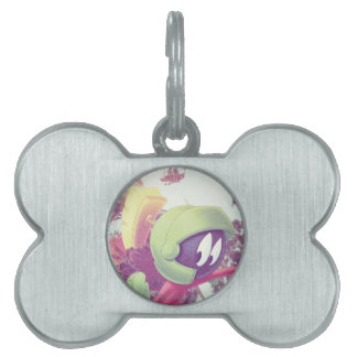 MARVIN THE MARTIAN™ On Vacation Pet Name Tag