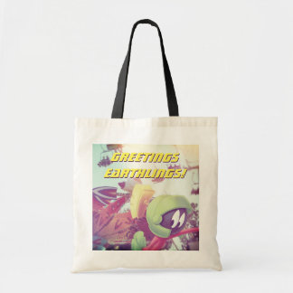 MARVIN THE MARTIAN™ On Vacation Tote Bag