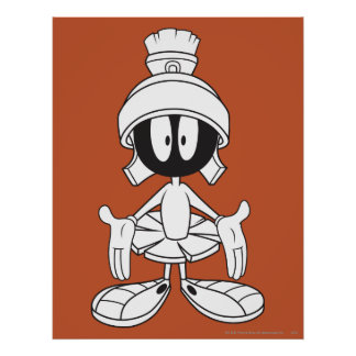 MARVIN THE MARTIAN™ Open Arms