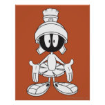 MARVIN THE MARTIAN™ Open Arms Poster