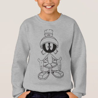 MARVIN THE MARTIAN™ Open Arms Sweatshirt