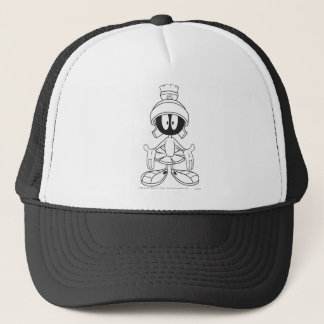 MARVIN THE MARTIAN™ Open Arms Trucker Hat