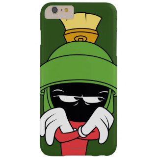 MARVIN THE MARTIAN™ Pout Barely There iPhone 6 Plus Case