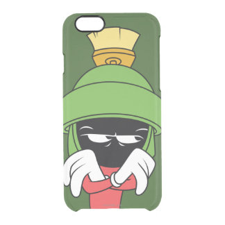 MARVIN THE MARTIAN™ Pout Clear iPhone 6/6S Case