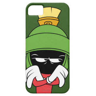 MARVIN THE MARTIAN™ Pout iPhone 5 Cases