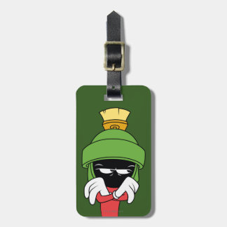MARVIN THE MARTIAN™ Pout Luggage Tag