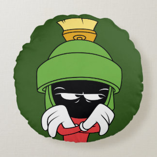 MARVIN THE MARTIAN™ Pout Round Cushion