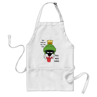 MARVIN THE MARTIAN™ Pout Standard Apron