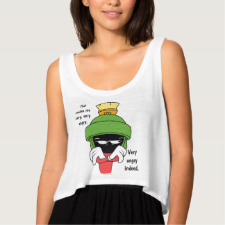 MARVIN THE MARTIAN™ Pout Tank Top