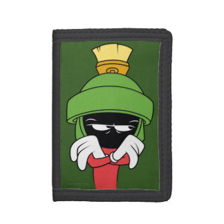 MARVIN THE MARTIAN™ Pout Tri-fold Wallet