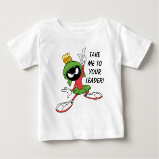 MARVIN THE MARTIAN™ Proclamation Baby T-Shirt