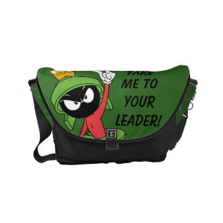 MARVIN THE MARTIAN™ Proclamation Messenger Bags