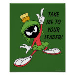 MARVIN THE MARTIAN™ Proclamation Poster