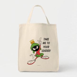 MARVIN THE MARTIAN™ Proclamation Tote Bag