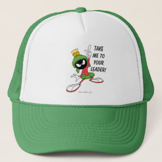 MARVIN THE MARTIAN™ Proclamation Trucker Hat