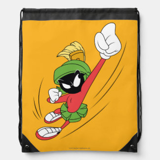 MARVIN THE MARTIAN™ Punch Drawstring Bag