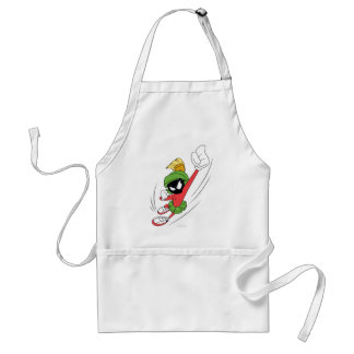 MARVIN THE MARTIAN™ Punch Standard Apron