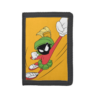 MARVIN THE MARTIAN™ Punch Tri-fold Wallets