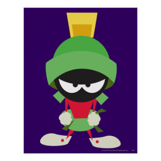 MARVIN THE MARTIAN™ Ready to Attack