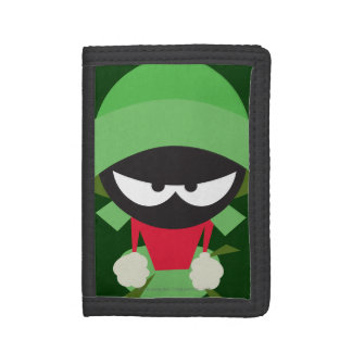 MARVIN THE MARTIAN™ Ready to Attack Trifold Wallets