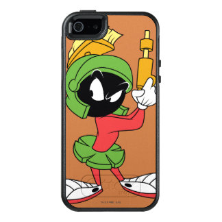MARVIN THE MARTIAN™ Ready With Laser OtterBox iPhone 5/5s/SE Case
