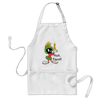 MARVIN THE MARTIAN™ Ready With Laser Standard Apron