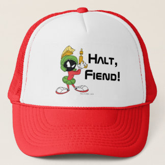 MARVIN THE MARTIAN™ Ready With Laser Trucker Hat