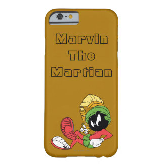MARVIN THE MARTIAN™ Reclining With Laser Barely There iPhone 6 Case