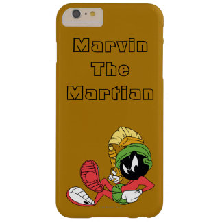 MARVIN THE MARTIAN™ Reclining With Laser Barely There iPhone 6 Plus Case