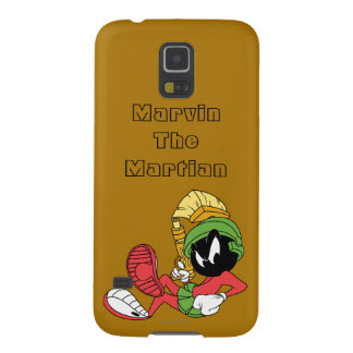 MARVIN THE MARTIAN™ Reclining With Laser Case For Galaxy S5