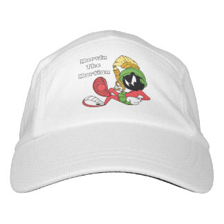 MARVIN THE MARTIAN™ Reclining With Laser Hat