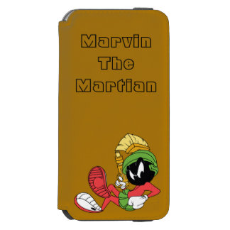 MARVIN THE MARTIAN™ Reclining With Laser Incipio Watson™ iPhone 6 Wallet Case