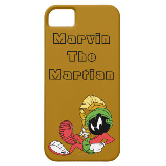MARVIN THE MARTIAN™ Reclining With Laser iPhone 5 Cover