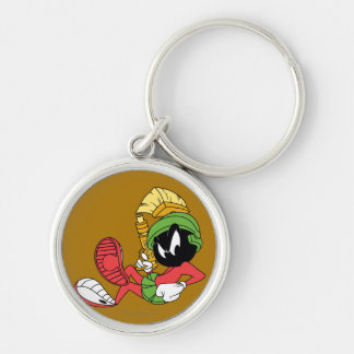 MARVIN THE MARTIAN™ Reclining With Laser Key Ring