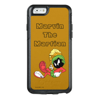 MARVIN THE MARTIAN™ Reclining With Laser OtterBox iPhone 6/6s Case
