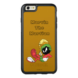 MARVIN THE MARTIAN™ Reclining With Laser OtterBox iPhone 6/6s Plus Case