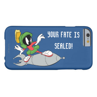 MARVIN THE MARTIAN™ Riding Rocket Barely There iPhone 6 Case