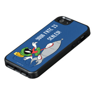 MARVIN THE MARTIAN™ Riding Rocket OtterBox iPhone 5/5s/SE Case