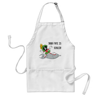 MARVIN THE MARTIAN™ Riding Rocket Standard Apron